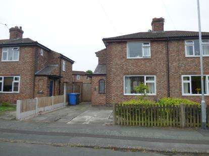 2 Bedrooms Semi Detached House for sale in Stringer Crescent, Warrington, Cheshire, WA4