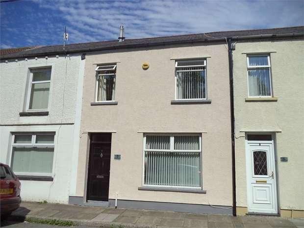 3 Bedrooms Terraced House for sale in Western Terrace, Ebbw Vale, Blaenau Gwent
