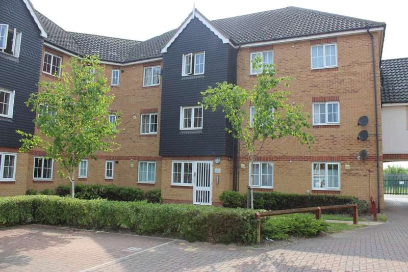 2 Bedrooms Apartment Flat for sale in Waterside Close, London, SE28 0GS
