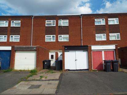 4 Bedrooms Terraced House for sale in Bridge Croft, Balsall Heath, Birmingham, West Midlands