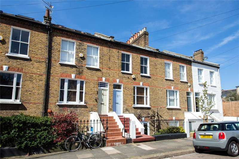 4 Bedrooms House for sale in Priory Road, London, W4