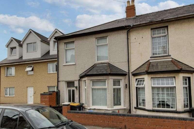 2 Bedrooms Terraced House for sale in Wednesbury Street, Newport