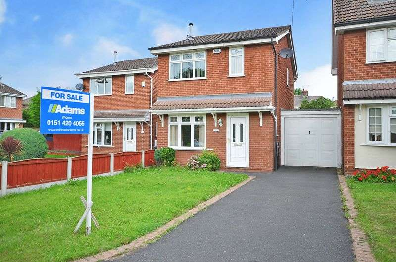 3 Bedrooms Detached House for sale in Addingham Avenue, Cheshire