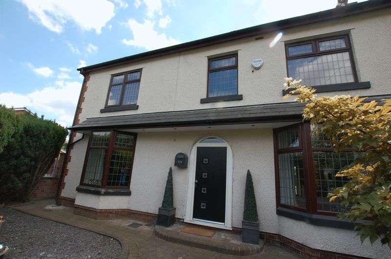 4 Bedrooms Semi Detached House for sale in Stopes Road, Bolton