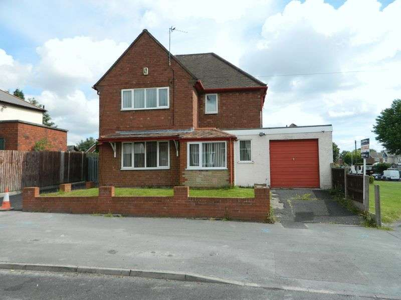3 Bedrooms Detached House for sale in Carlton Avenue, Bilston