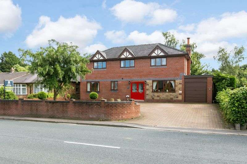 5 Bedrooms Detached House for sale in Southport Road, Ulnes Walton, PR26 8LN
