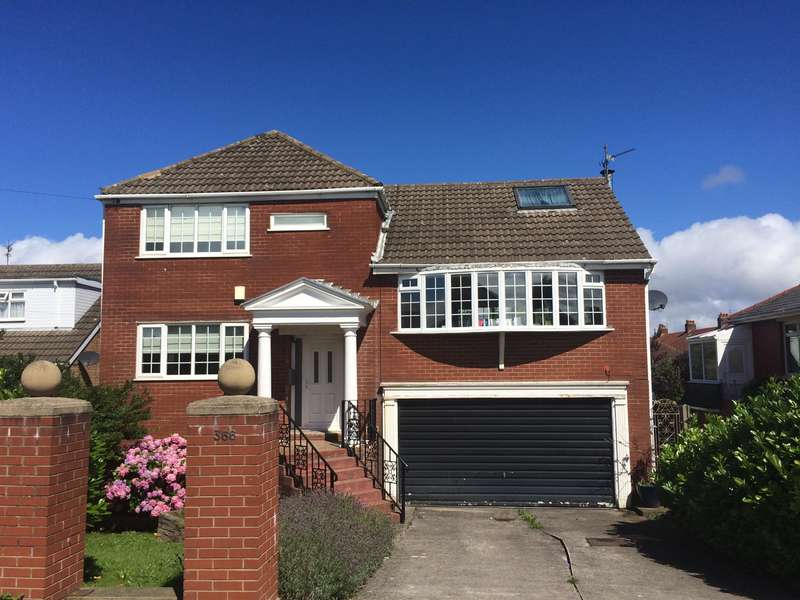 4 Bedrooms Detached House for sale in Highfield Road, South Shore, Blackpool, FY4 3JX
