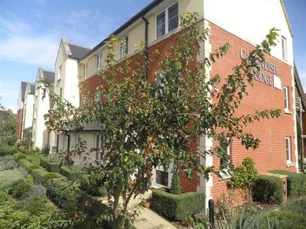 1 Bedroom Flat for sale in Cavendish Lodge, Glastonbury