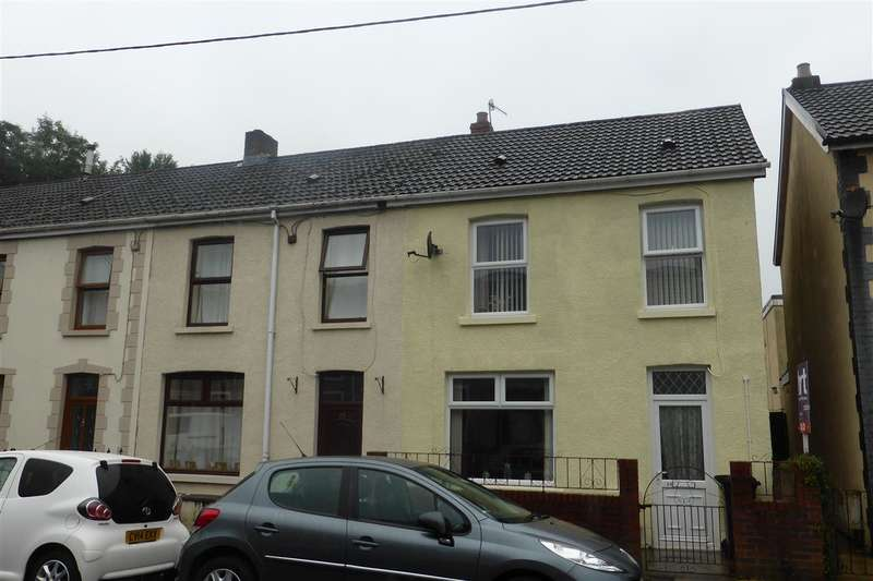 2 Bedrooms End Of Terrace House for sale in 25 Whitting Street, Glynneath, Glynneath