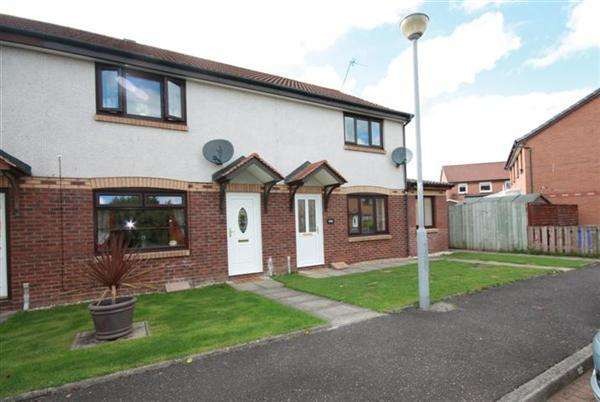 3 Bedrooms Terraced House for sale in Forge Road, Ayr