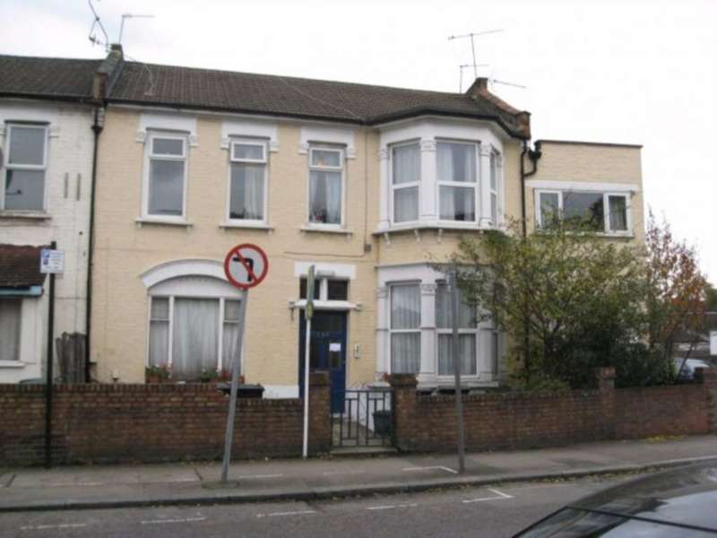 2 Bedrooms Apartment Flat for sale in Wightman Road, Harringay