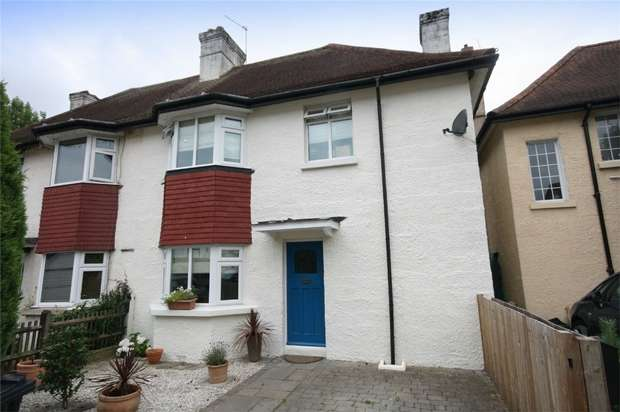 3 Bedrooms End Of Terrace House for sale in Southgate Avenue, Feltham, Middlesex