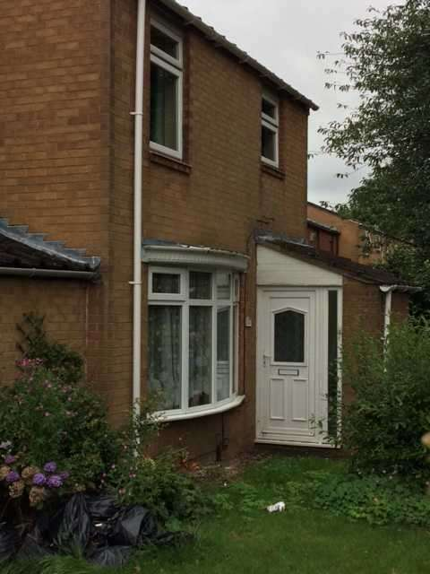 3 Bedrooms Terraced House for sale in Nemesia, Amington, Tamworth