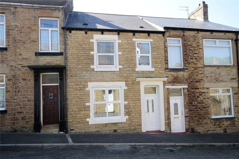 3 Bedrooms Terraced House for sale in Stephen Street, Consett, County Durham, DH8