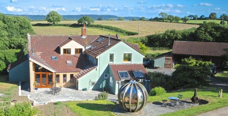 4 Bedrooms Property for sale in UPTON NOBLE - Between Bruton and Frome