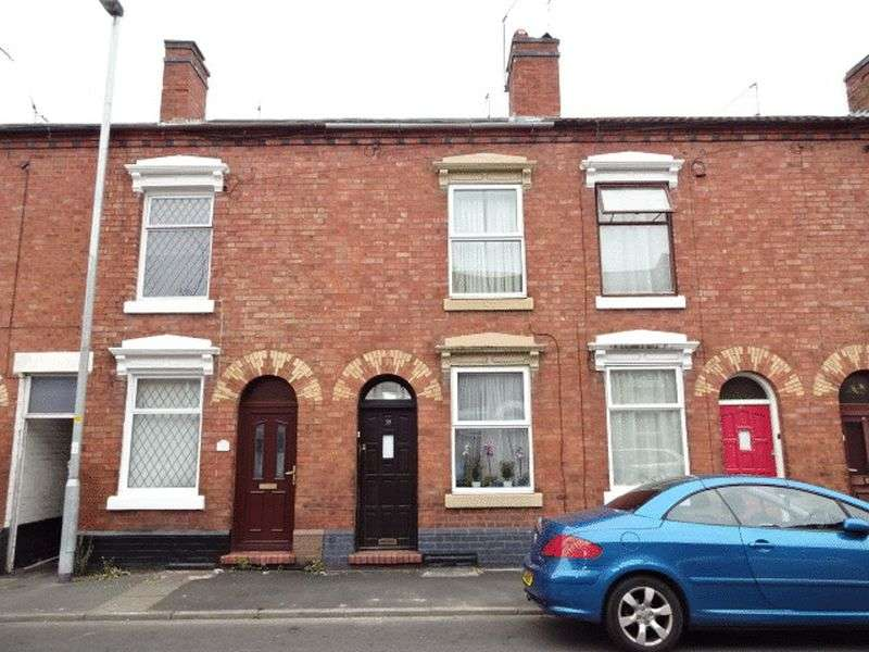 2 Bedrooms Terraced House for sale in Wood Street, Kidderminster DY11 6UE