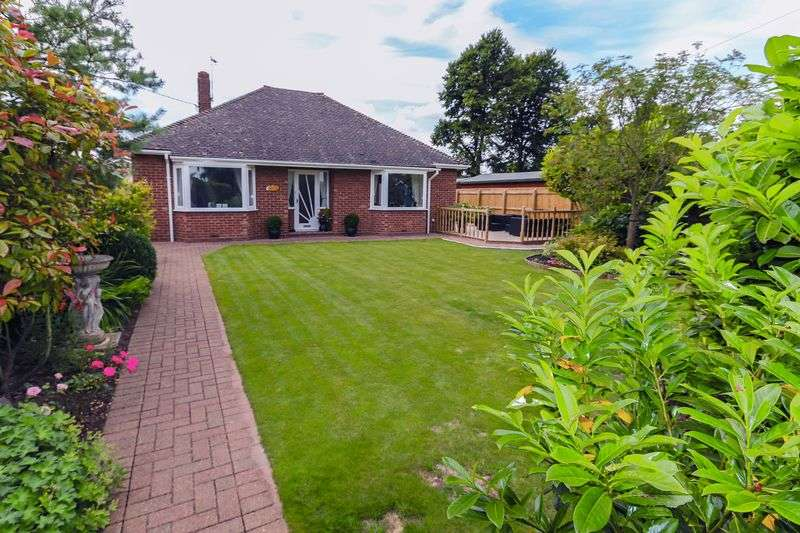 3 Bedrooms Detached Bungalow for sale in Victoria Street, Littleport