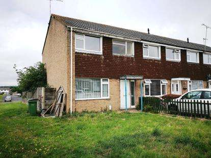 3 Bedrooms End Of Terrace House for sale in Hamworthy, Poole, Dorset