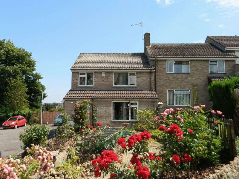 3 Bedrooms Terraced House for sale in Walrond Court, Ilminster