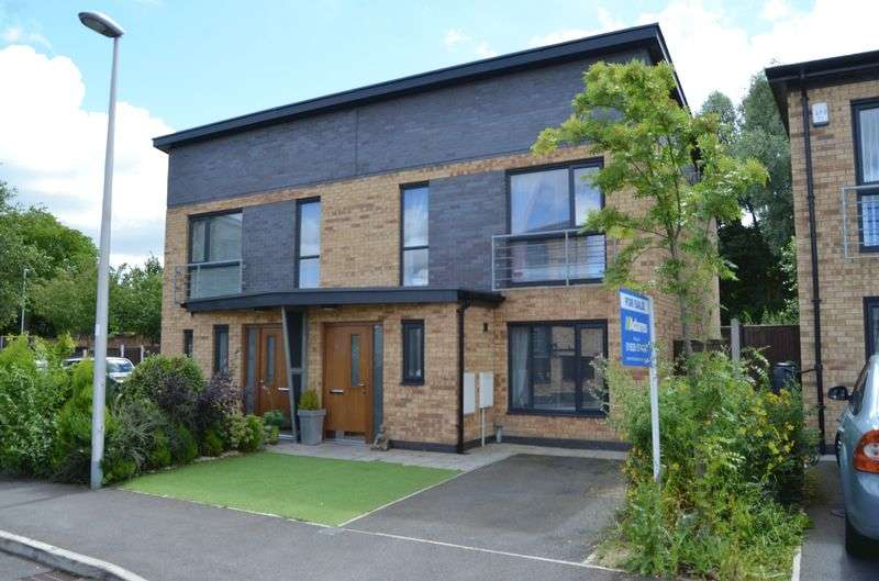 2 Bedrooms Semi Detached House for sale in Juniper Grove, Runcorn