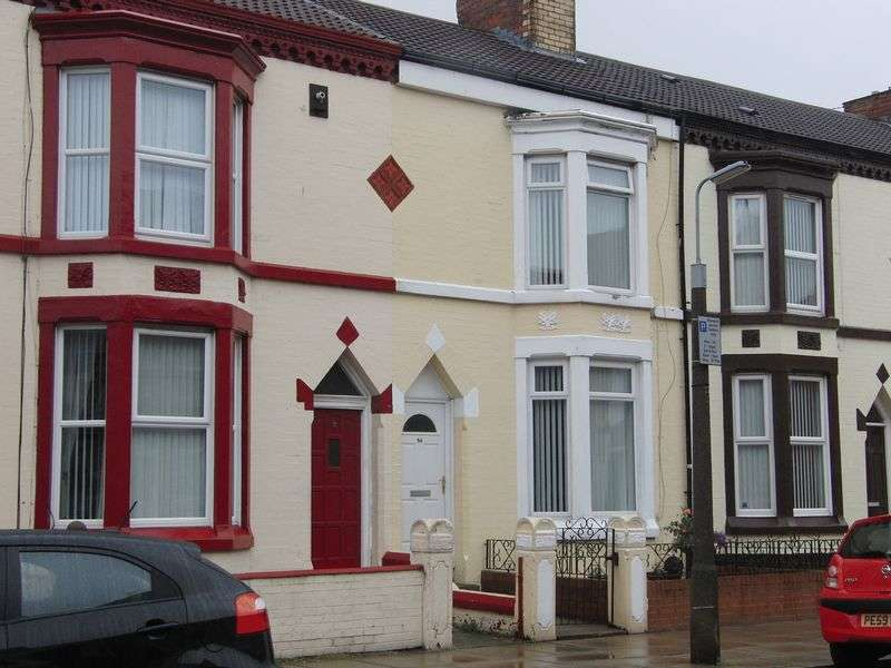 3 Bedrooms Terraced House for sale in Stuart Road, Liverpool
