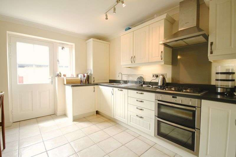 2 Bedrooms Semi Detached House for sale in Ladock Court, Poundbury, DT1