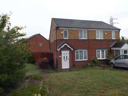 3 Bedrooms Semi Detached House for sale in Norfolk New Road, Walsall, West Midlands