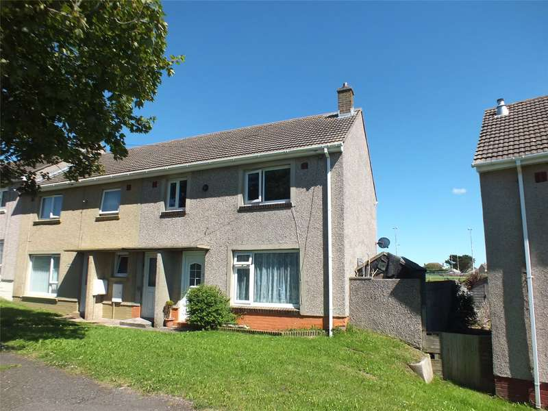 3 Bedrooms End Of Terrace House for sale in Haven Drive, Hakin, Milford Haven