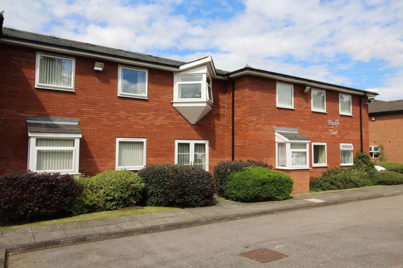 1 Bedroom Flat for sale in Wycliffe Court, Yarm, TS15