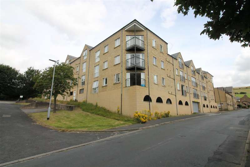 2 Bedrooms Apartment Flat for sale in Winchester Court, West View, Boothtown, Halifax