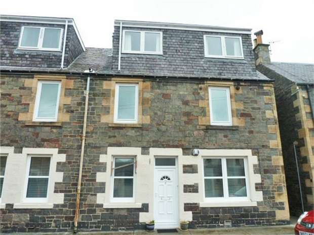 2 Bedrooms Flat for sale in Abbots Place, Galashiels, Scottish Borders