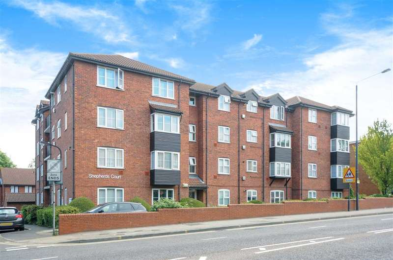 1 Bedroom Apartment Flat for sale in Shepherds Court, 35 Sheepcote Road, Harrow