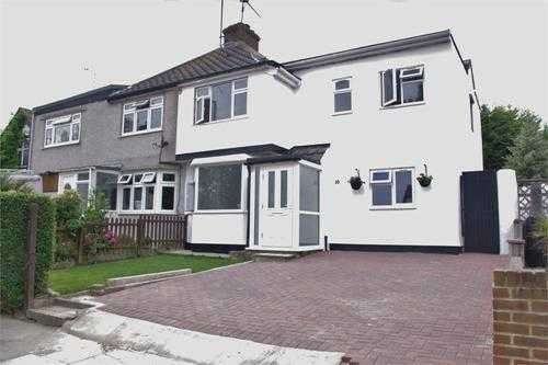 5 Bedrooms Semi Detached House for sale in Hood Avenue, Orpington