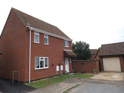 3 Bedrooms Detached House for sale in Diss, Norfolk