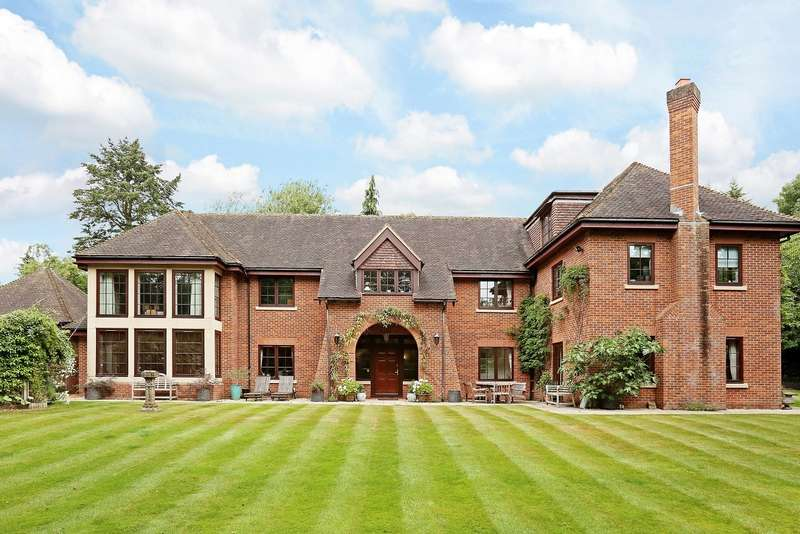 7 Bedrooms Detached House for sale in Westfield Road, Beaconsfield, HP9