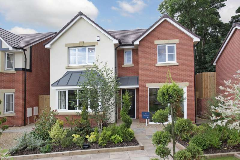 4 Bedrooms House for sale in 4 bedroom House New Build in Malpas