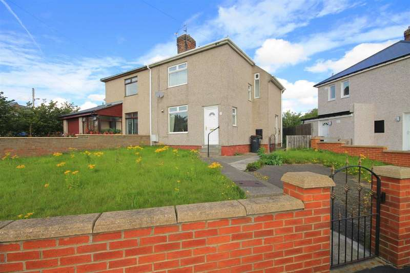 3 Bedrooms Semi Detached House for sale in Woodland Crescent, Kelloe