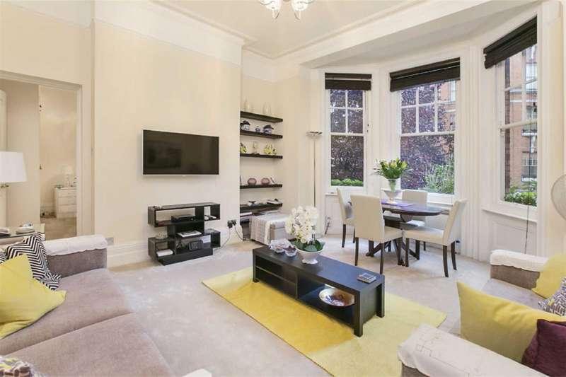 1 Bedroom Flat for sale in Fitzjames Avenue, London, W14