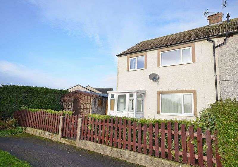 3 Bedrooms Semi Detached House for sale in Eskett view, Arlecdon