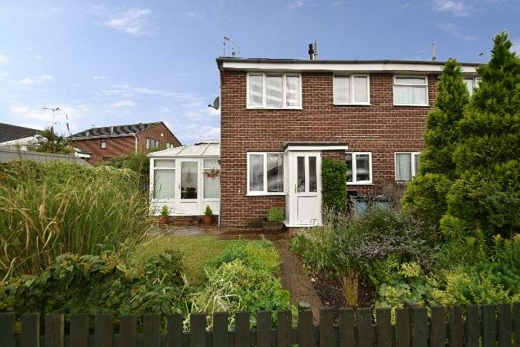 1 Bedroom Terraced House for sale in Fleming Way, South Yorkshire, S66 2EZ