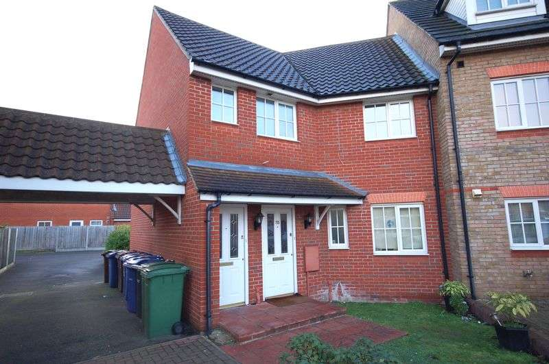 2 Bedrooms Flat for sale in Plymouth Road, Chafford Hundred, Grays