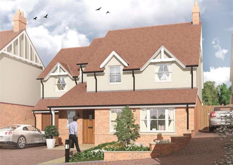 6 Bedrooms Detached House for sale in Knightsbridge House (Plot 5), The Sidings, Buckingham, Buckinghamshire, MK18