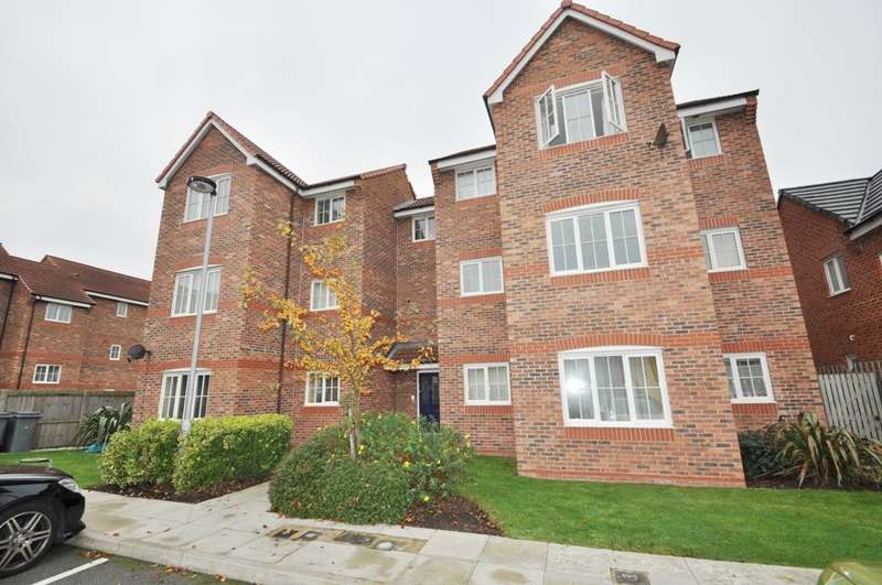 2 Bedrooms Apartment Flat for sale in Sandridge Road, Wallasey