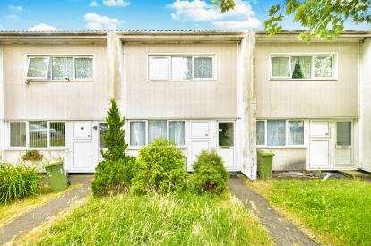 2 Bedrooms Terraced House for sale in Broadlands, Netherfield, Milton Keynes