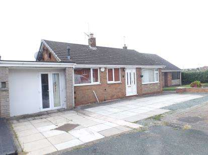 3 Bedrooms Bungalow for sale in Acre Rise, Willenhall, West Midlands