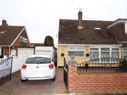 4 Bedrooms Semi Detached House for sale in Stuart Road, Melling, Liverpool, Merseyside, L31