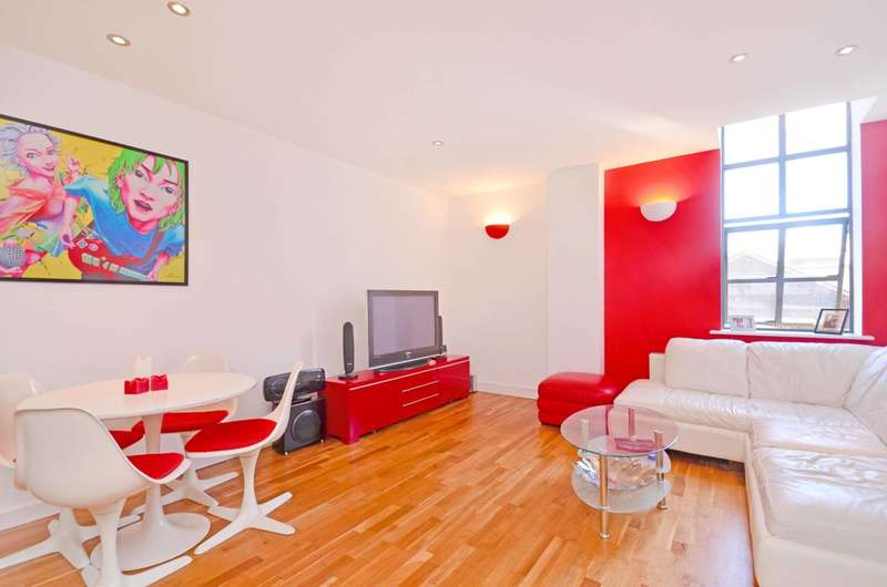 2 Bedrooms Flat for sale in Boundary Street, Shoreditch, E2