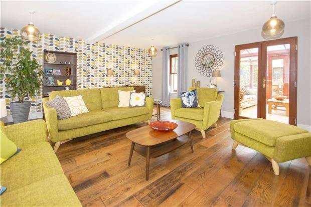 4 Bedrooms Detached House for sale in Tower Road South, Warmley, BS30 8BW