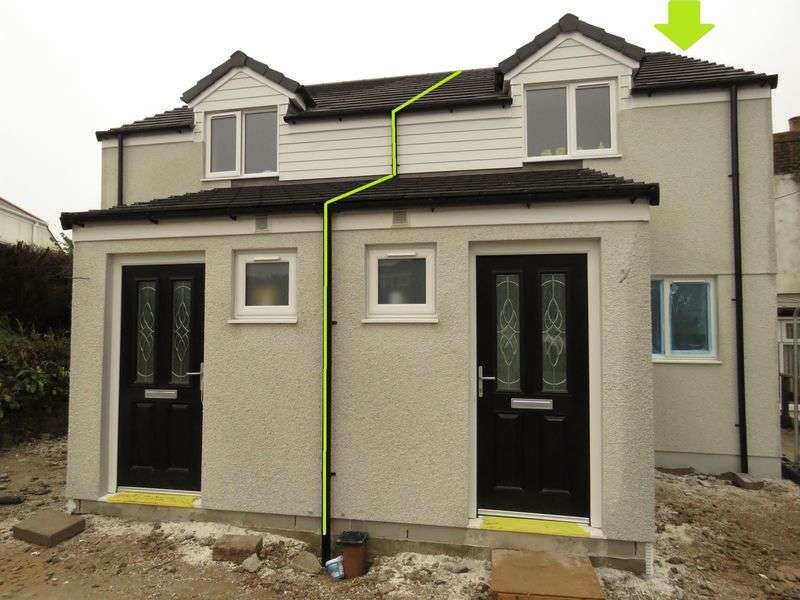 2 Bedrooms Semi Detached House for sale in Wheal Montague, North Country