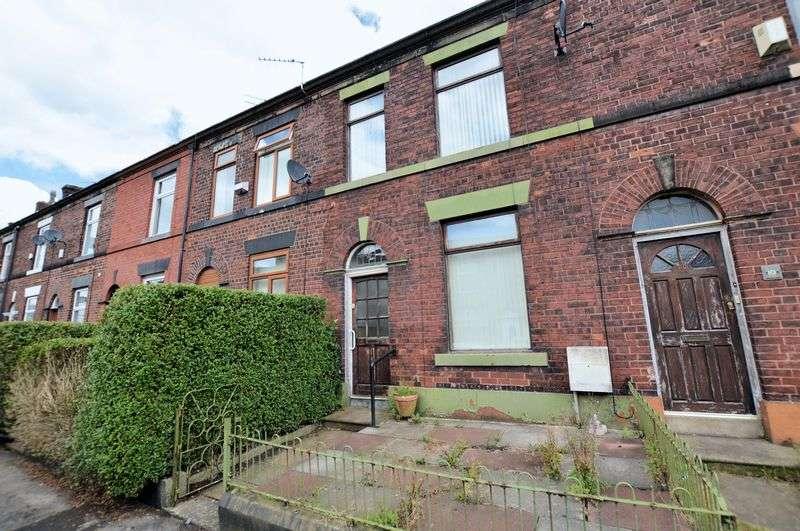 3 Bedrooms Terraced House for sale in Belbeck Street, Bury